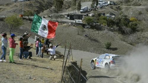 Rally M Ogier ganador