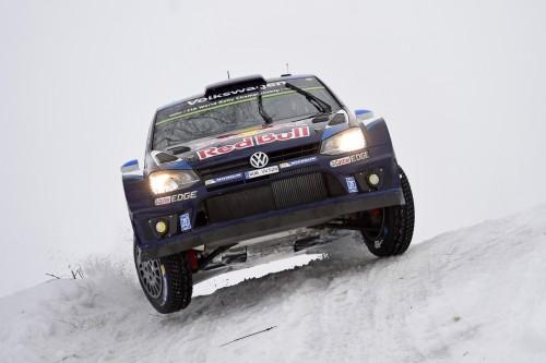 Rally de Suecia Ogier vencedor