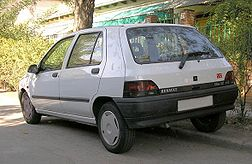 Renault Clio primera generación