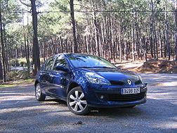 Renault Clio tercera generación