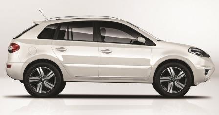 Renault Koleos 2016 lateral