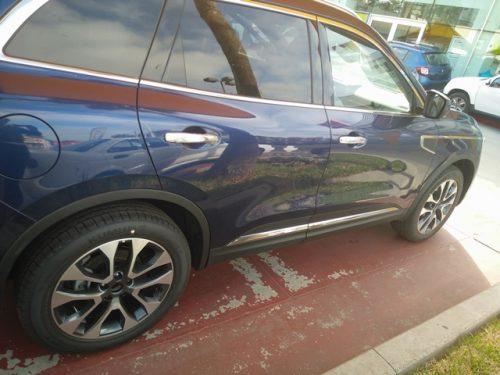 Renault Koleos 2017 lateral