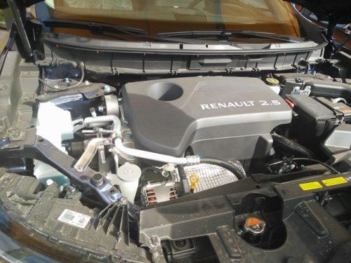 Renault Koleos 2017 motor