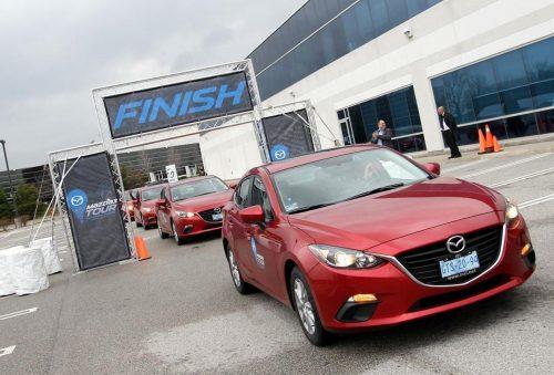 Mazda 3 es uno de los modelos que integran la lista. (Foto archivo).