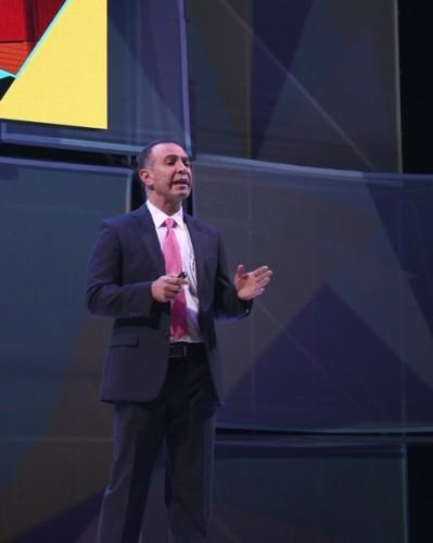 Toyota Yaris R presentación Guillermo Díaz