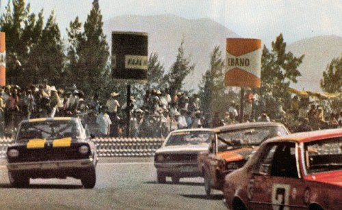 VAM Rambler American en GP de México