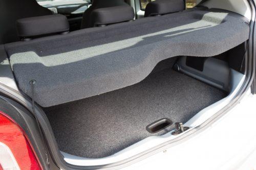 VW Up prueba maletero 1