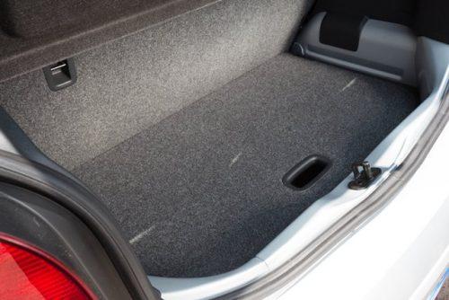VW Up prueba maletero 2