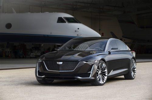 El nuevo concepto luce con un diseño que impresiona. (Fotos: Cortesía Cadillac).