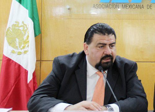 Eduardo Solís, presidente de la AMIA (Archivo Al Volante).