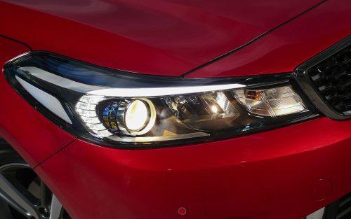 Luces LED, entre las novedades que incorpora.