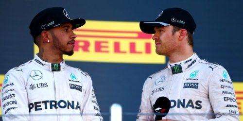 Frente a frente Hamilton Vs. Rosberg, reanudan las hotilidades (Fotos Archivo y Cortesía).