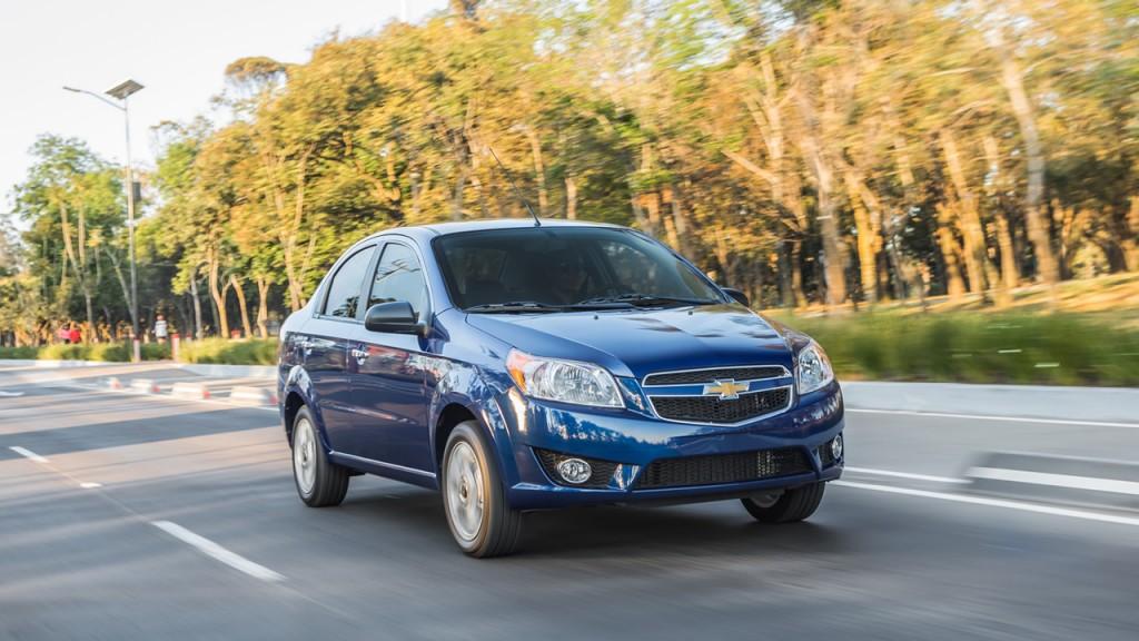 Chevrolet Aveo Y Sonic Se Descontinan Regresa Cavalier Cobalt En