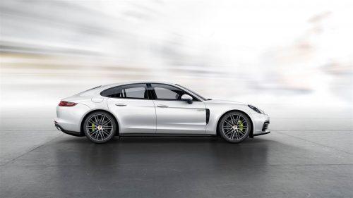 Ofrece una autonomía eléctrica de hasta 51 Km. (Foto: Porsche)