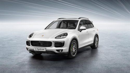 Velocidad máxima hasta 243 Km/h (Foto (Porsche).