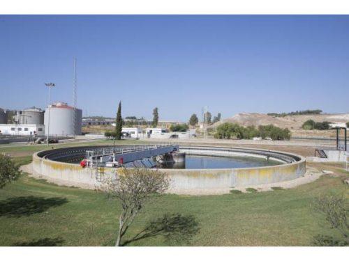 Planta de gas-natural de la empresa, en Cádiz.
