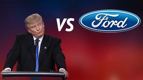 El presidente electo de EU advierte impuestos a autos importados desde México. (Fotos Cortesía).