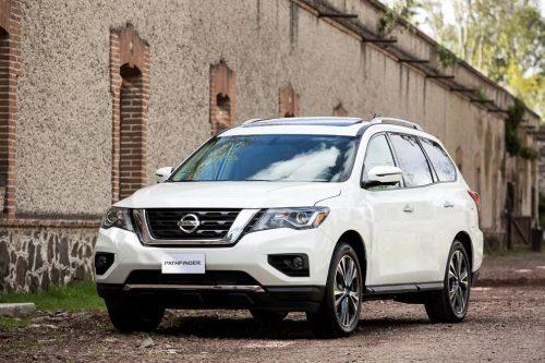 Luce la parrilla de la nueva generación de modelos de la marca (Fotos: Cortesía Nissan).