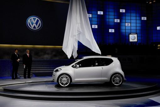 VW Up a México?