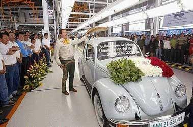 Planta VW México