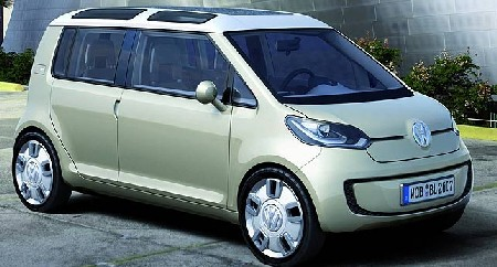 VW Space Up Blue
